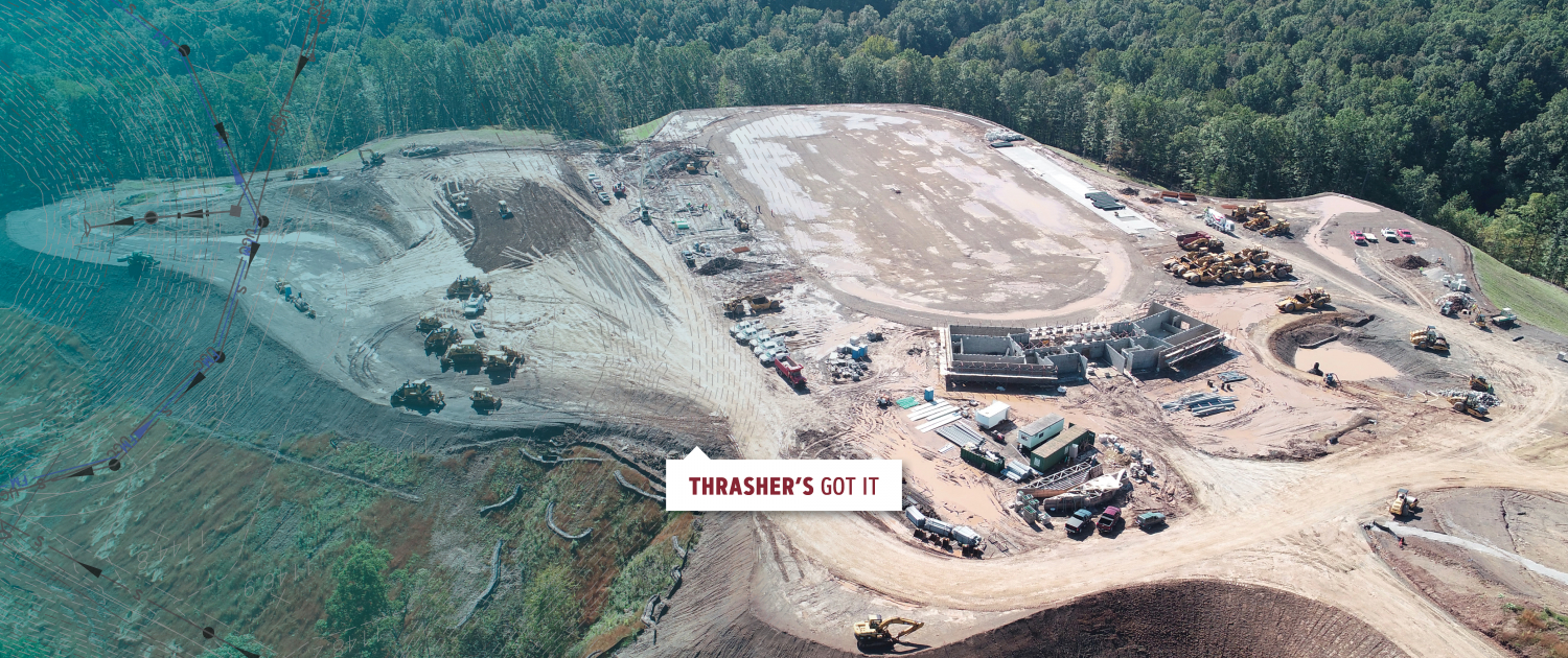 The Thrasher Group – Architecture, Engineering, Field Services